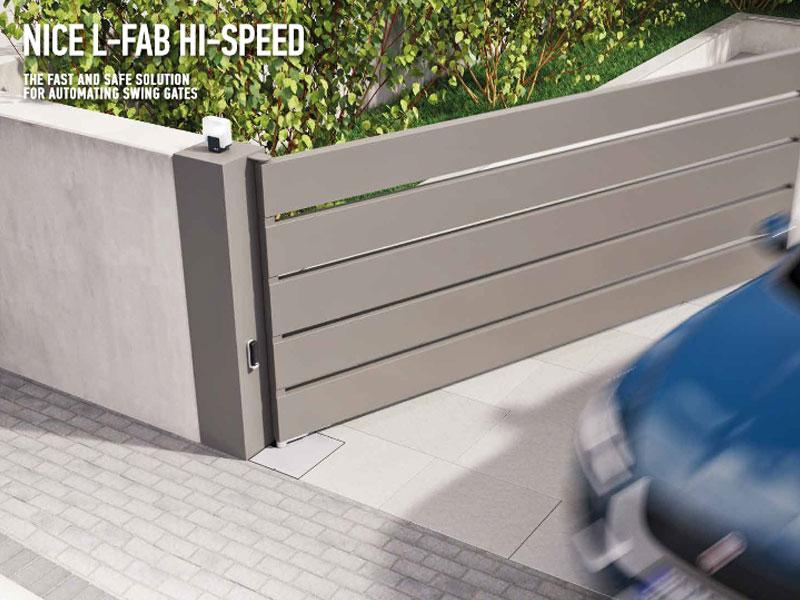Nice L-FAB Hi-Speed
