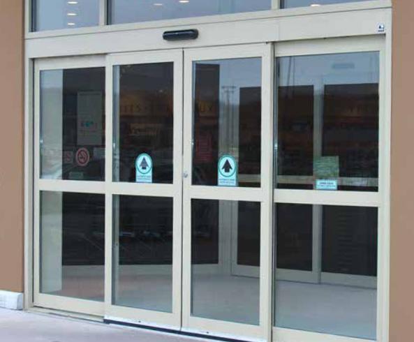 Profiler® Series 2000 Swing Door